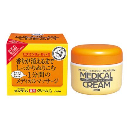 メンターム/メディカルクリームG(薬用クリームG)