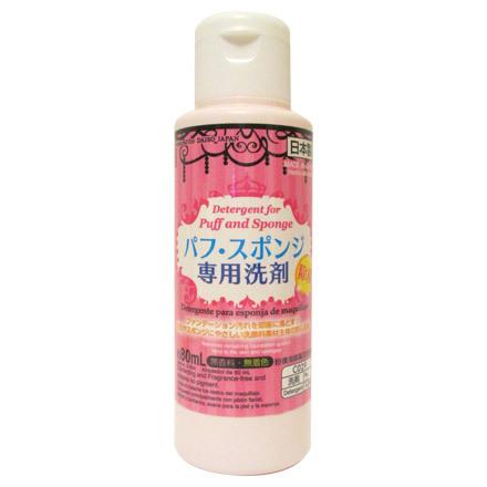 ザ・ダイソー/パフ・スポンジ専用洗剤