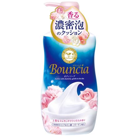Bouncia / Bouncia body soap Elegant scent of relaxation