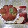ちぎれるりんごぱん  FAMIMA BAKERY   ファミリーマート の画像