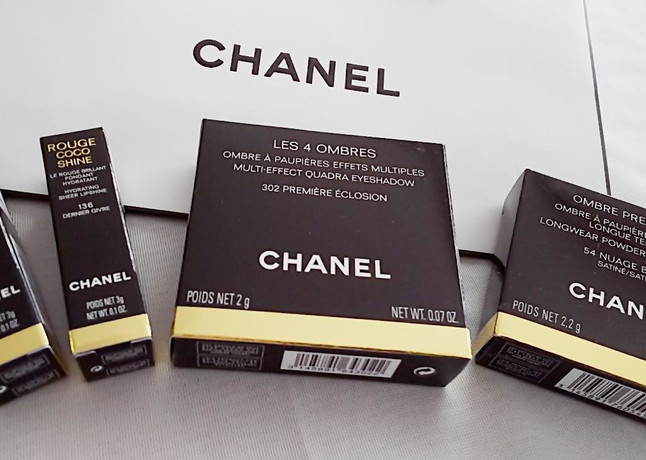 CHANEL THE BLOSSOMING OF SPRING ~春の訪れ~ の画像