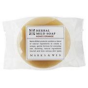 MARKS&WEBハーバルマイルドソープ ハチミツ/オレンジ