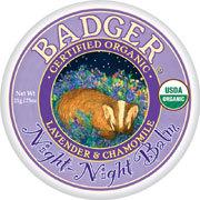 Badger(バジャー)ナイトナイトバーム