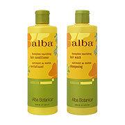 Alba Botanica(アルバ ボタニカ)alba Hawaiian ヘアウォッシュ ヘアコンディショナー HN ハニーデュー(Honeydew Nourishing Hair Wash/Conditioner)