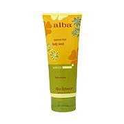 Alba Botanica(アルバ ボタニカ)alba Hawaiian ボディウォッシュ PF パッションフルーツ(Passion Fruit Body Wash)