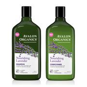 Avalon Organic(アバロンオーガニクス)シャンプー/コンディショナー ラベンダー