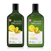 Avalon Organic(アバロンオーガニクス)シャンプ/コンディショナーLM レモン