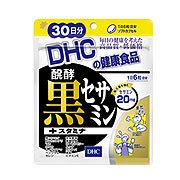 DHCDHCからのお知らせがあります醗酵黒セサミン+スタミナ