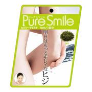 Pure Smile(ピュアスマイル)ヒジシートマスク 緑茶