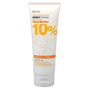 BEAUA(ビューア)ボディクリーム シアバター10%