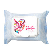 BarbieWhat a Clean! Cleansing Tissue