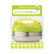 マシュパフマシュパフコーワUV&アロマC (さわやか柑橘系の香り)