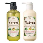 Natvra(ナチュラ)シャンプー/コンディショナー
