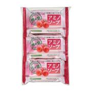 ペリカン石鹸アミノソープ 桃の葉