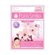 Pure Smile(ピュアスマイル)エッセンスマスク 毎日マスク8枚セット さくら