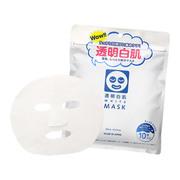 透明白肌(トウメイシロハダ)ホワイトマスクN