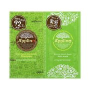 Applino(アップリノ)フルーツオーガニック エアリースムースシャンプー/ヘアマスク 1dayお試しセット