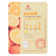 Leaders Cosmetics(リーダース コスメティック)ココナッツ バイオ マスク ウィズ オレンジ