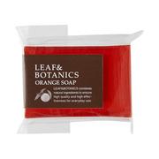 LEAF&BOTANICS (リーフアンドボタニクス)マザーソープ オレンジ