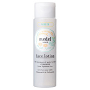 medel natural(メデル ナチュラル)ホワイトフェイスローション ワイルドローズアロマ