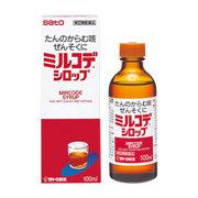 佐藤製薬ミルコデシロップ(医薬品)