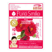 Pure Smile(ピュアスマイル)エッセンスマスク8枚セット 椿油