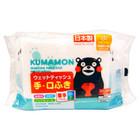 KUMAMON ウェットティッシュ / ザ・ダイソー