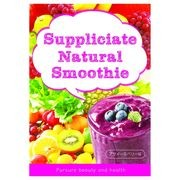 suppliciate natural smoothie /suppliciate 商品写真