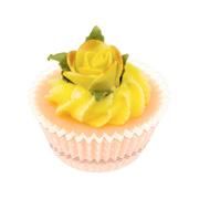 BADEFEE(バデフィー)バスプラリネ カップタイプ オレンジブーケ