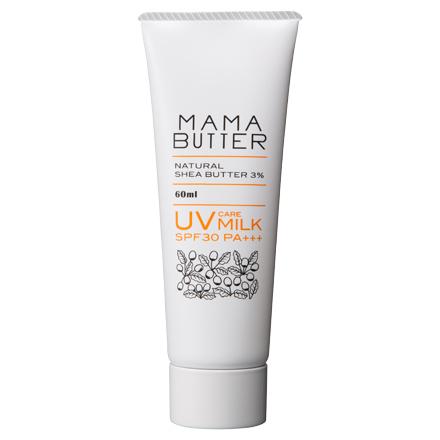 ママバター UVケアミルク