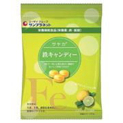 鉄キャンディー レモンライム味/サヤカ 商品写真