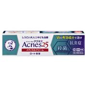 メンソレータム アクネス25メディカルクリームc(医薬品)