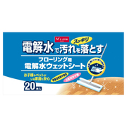 M's oneフローリング用 電解水シート