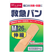 M's one救急バン 伸縮