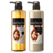 アーモンドオイル&バニラ スムース レシピ シャンプー/トリートメント / Hair Recipe の画像