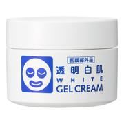 薬用ホワイトジェルクリーム / 透明白肌(トウメイシロハダ) の画像