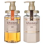 ディープモイスト シャンプー1.0/ヘアトリートメント2.0 / &honey(アンドハニー) の画像