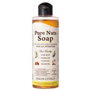 ピュアナッツソープ フレッシュシトラスの香り / ナチュラセラ の画像