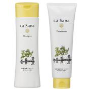 海藻 海泥 シャンプー/トリートメント <瀬戸内レモンの香り> / La Sana(ラサーナ) の画像