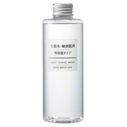 化粧水・敏感肌用・高保湿タイプ / 無印良品 の画像
