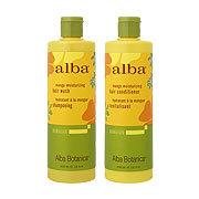 Alba Botanica(アルバ ボタニカ)alba Hawaiian ヘアウォッシュ/ヘアコンディショナー MM マンゴー(Mango Moisturizing Hair Wash/Conditioner)