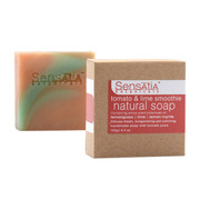 SensAtiA botanicals(センセイシャ ボタニカルズ)フレーバーソープ/トマト&ライムスムージー