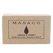 MASACO石鹸クリーム&ハニー