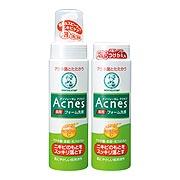 メンソレータム アクネス薬用フォーム洗顔