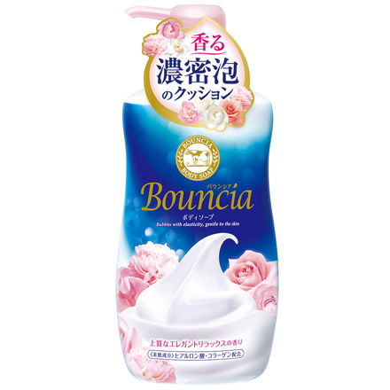 バウンシア/バウンシアボディソープ エレガントリラックスの香り