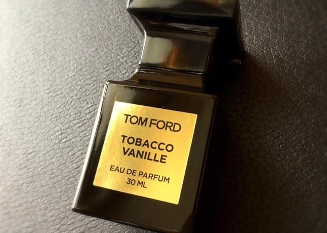 念願のトムフォードのタバコバニラ の画像