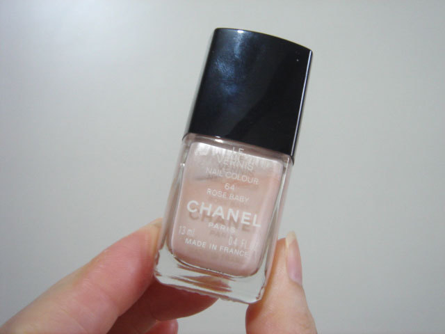CHANEL(シャネル) ネイルカラー 64 Rose Baby (ローズベビー)