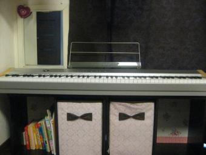 電子 ピアノ 台