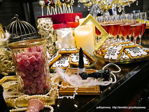 27de230966630 GINZA ROOTS TOKYO(ギンザルーツトウキョウ)でANNA SUIネイルパーティー