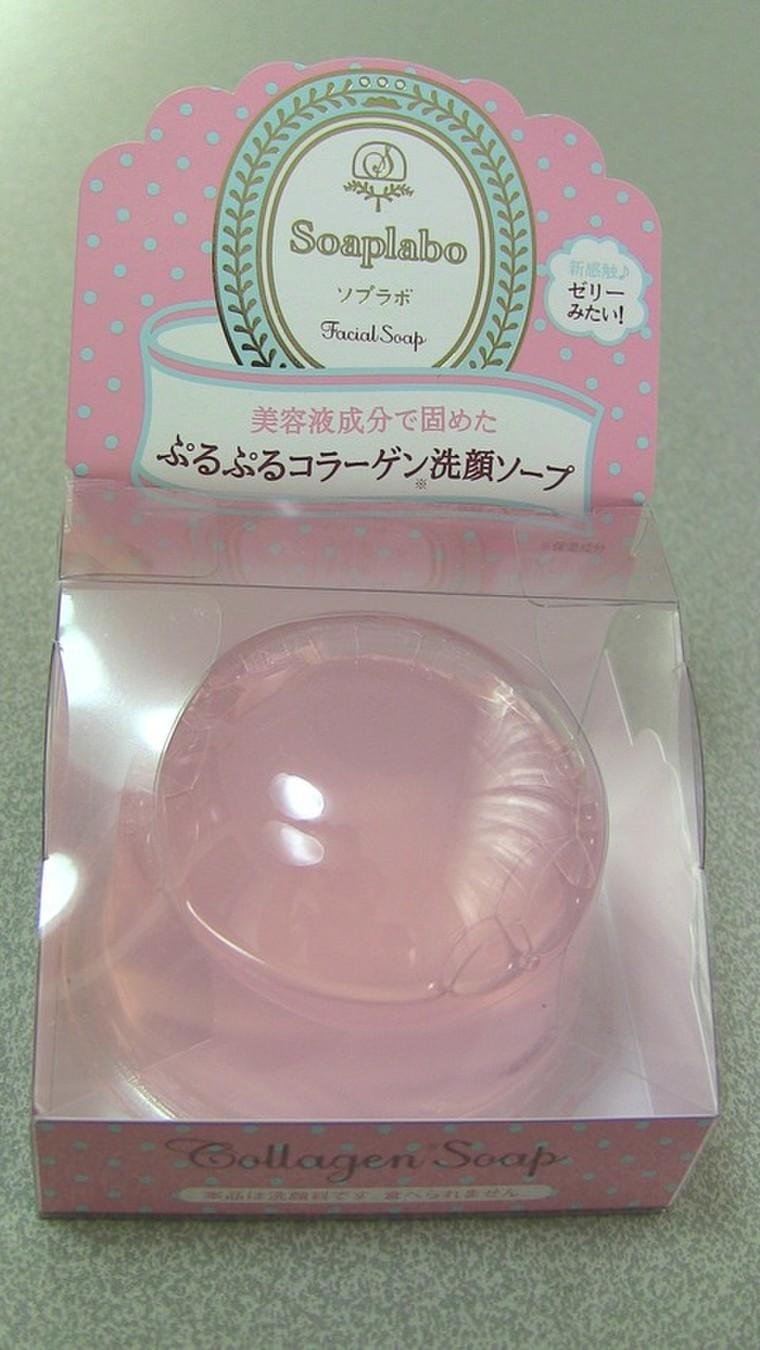 ぷるぷる 石鹸